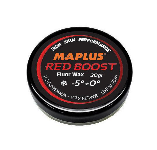 Maplus RED BOOST FLUOR WAX High Skin Performance 20 g