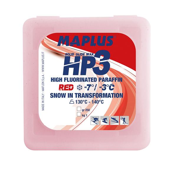 Maplus HP3 RED vysokofluórový parafín 250 g
