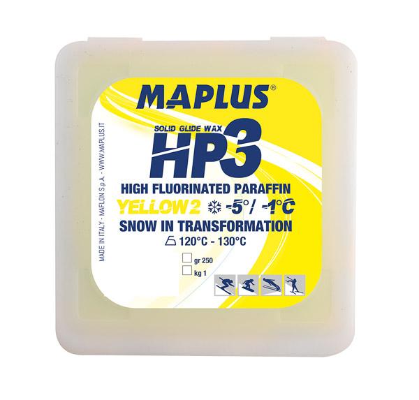 Maplus HP3 YELLOW 2 vysokofluórový parafín 250 g
