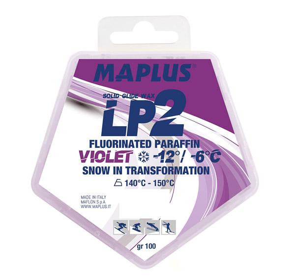 Maplus LP2 VIOLET fluórový parafín 100 g