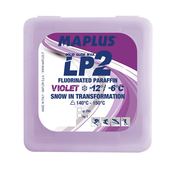 Maplus LP2 VIOLET fluórový parafín 250 g