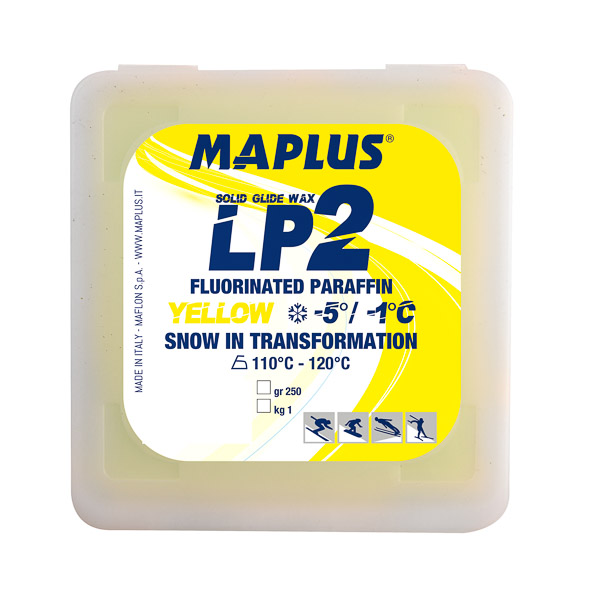Maplus LP2 YELLOW fluórový parafín 250 g