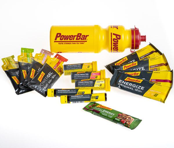 Mix produktov PowerBar