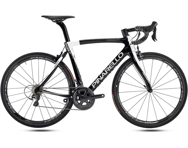 Pinarello DOGMA K8-S cestný bicykel čiernobiely