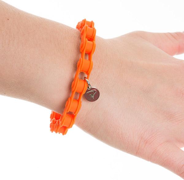 Pinarello InCatena náramok oranžový