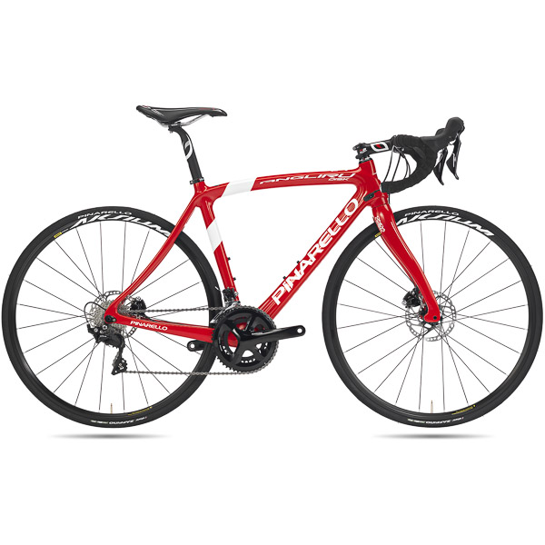 Pinarello ANGLIRU DISK 105 FULCRUM RACING 900 DB C17 AFS