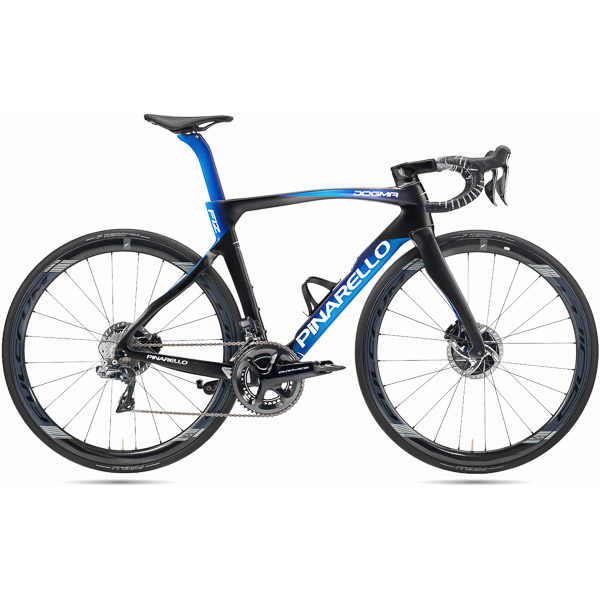 Pinarello Dogma F12 Disk Dura Ace 11S Fulcrum Speed 40