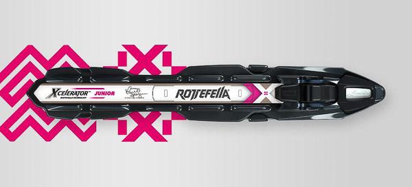 Rottefella Viazanie na bežky X-Celerator JR CL Bjorgen