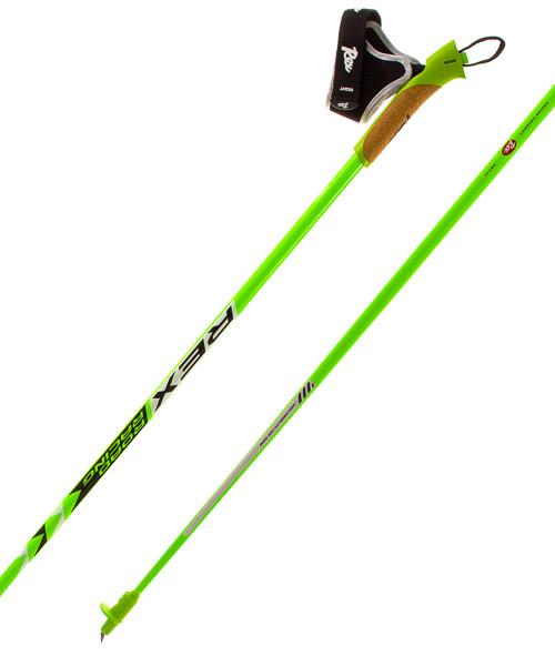 Palice na kolieskové lyže Rex Road Racing