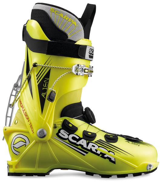 Scarpa Alien skialpové lyžiarky