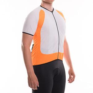Sportful Tropic Dres pánsky biela-oranžová