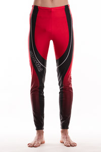 Sportful Nagano RACE nohavice čierna-červená