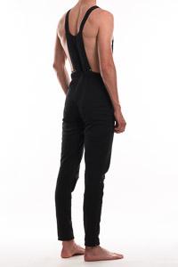 Sportful WindStopper nohavice na traky čierne