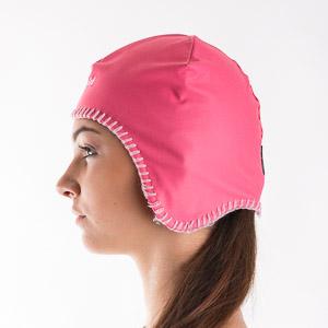 Sportful Windstopper čiapka dámska ružová