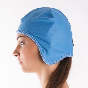 Sportful Windstopper čiapka dámska modrá