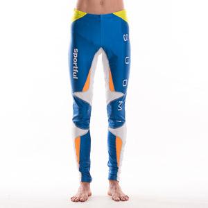 Sportful SUOMI Sprint nohavice, modrá