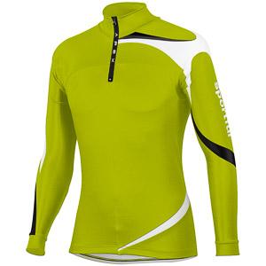 Sportful Apex Flow Race Top svetlá zelená/biela/čierna