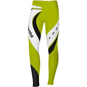 Sportful Apex Flow Race Nohavice svetlozelené/biele/čierne