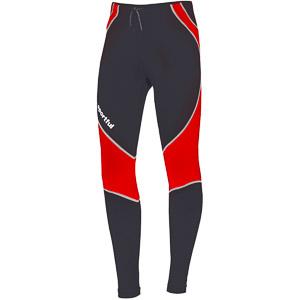 Sportful WorldLoppet Elastické Nohavice čierne/červené