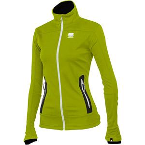 Sportful St.Moritz bežecká bunda dámska zelená