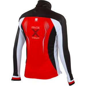 46d089325e721 ... Sportful Worldloppet Bunda červená/čierna/biela