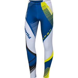 Sportful Apex Flow Race Nohavice modré fluo