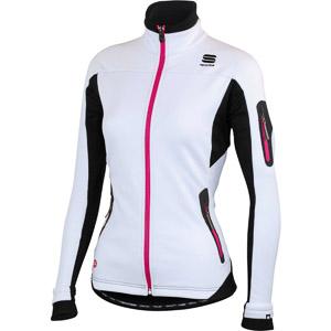 Sportful Apex EVO WS dámska bunda biela/čierna