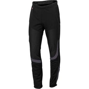 Sportful Apex Evo Gore WindStopper nohavice tmavosivé/čierne