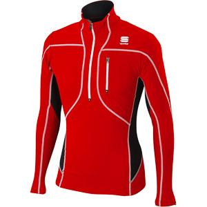 Sportful Cardio Evo Tech top červená/čierna