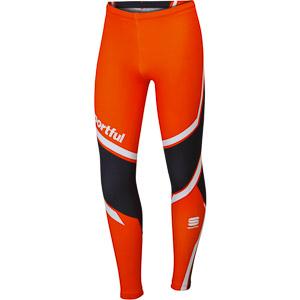 Sportful Dynamo Race nohavice oranžové/čierne