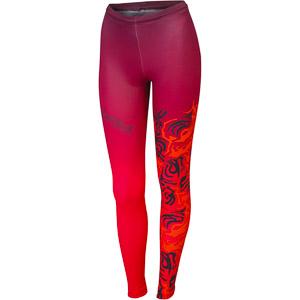 Sportful Grace elastické nohavice červené