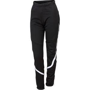 Sportful Apex GORE WindStopper dámske nohavice čierne/biele