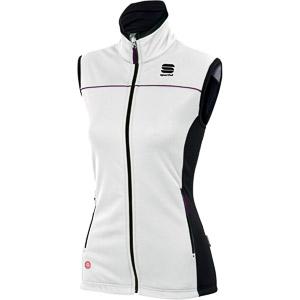 Sportful Squadra dámska vesta biela/čierna