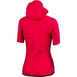 Sportful Rythmo dámska bunda krátky rukáv ružová