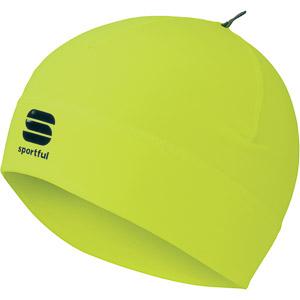 Sportful Thermodrytex čiapka detská fluo žltá