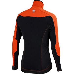 Sportful Dynamo Bunda červená/čierna