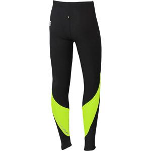 Sportful Cardio Tech Elasťáky fluo žlté/čierne
