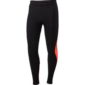 Sportful Cardio Tech elasťáky fluo červené/čierne