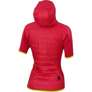 Sportful Rythmo Evo Dámska bunda krátky rukáv ružová