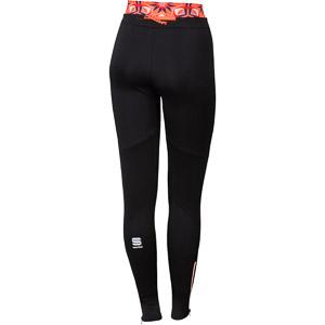 Sportful Rythmo nohavice dámske čierne/ružové/červené