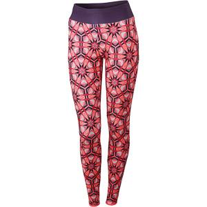 Sportful Rythmo legíny dámske ružové/červené/fialové