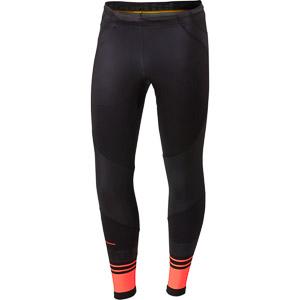 Sportful Squadra Race elasťáky fluo červené/čierne