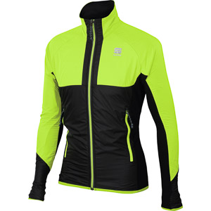Sportful Cardio Wind bunda fluo žltá/čierna