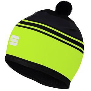 Sportful Squadra Race čiapka fluo žltá/čierna