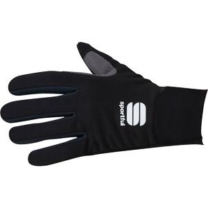 Sportful Engadin Warm Rukavice čierne