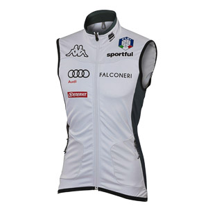 Sportful Team Italia Windstopper Vesta 2017