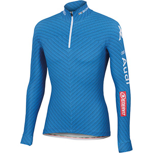 Sportful Team Italia RaceTop modrý karbón