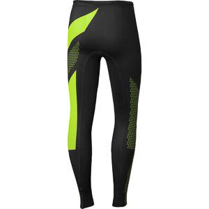 Sportful Apex elasťáky čierne/fluo žlté