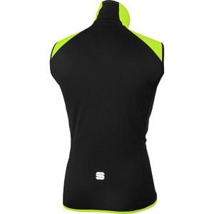 Sportful Cardio Wind vesta fluo žltá/čierna