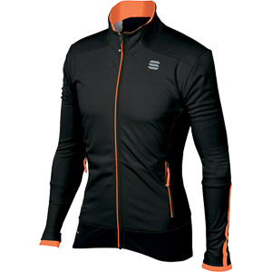 Sportful Apex GORE Windstopper bunda čierna/antracitová